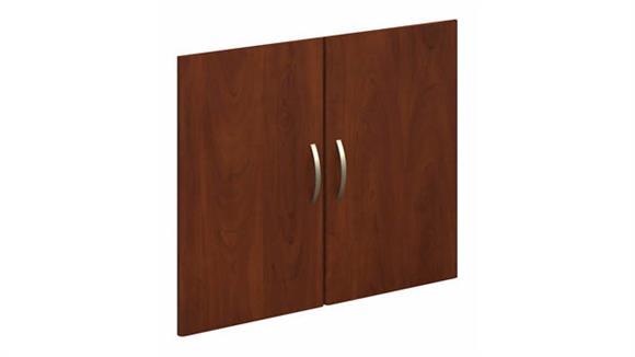 Desk Parts & Accessories Bush Furnishings Half-Height 2 Door Kit