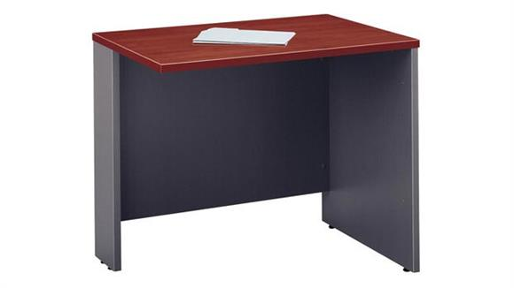 "Compact Desks Bush Furnishings 36"" Return Bridge"