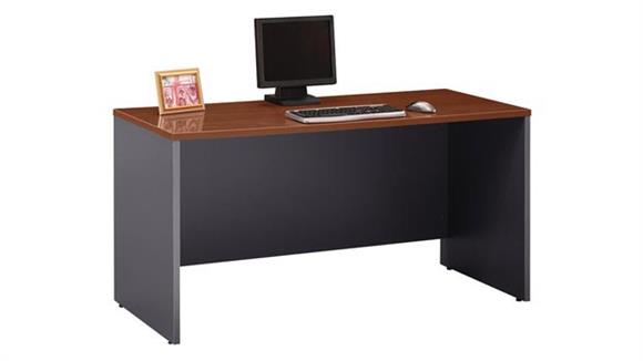 "Office Credenzas Bush Furnishings 60"" Credenza Shell"