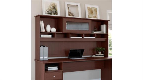 """Desk Parts & Accessories Bush Furnishings Hutch for 72""""W Computer Desk"""