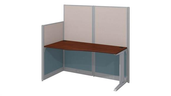 Workstations & Cubicles Bush Furnishings Workstation with Panels