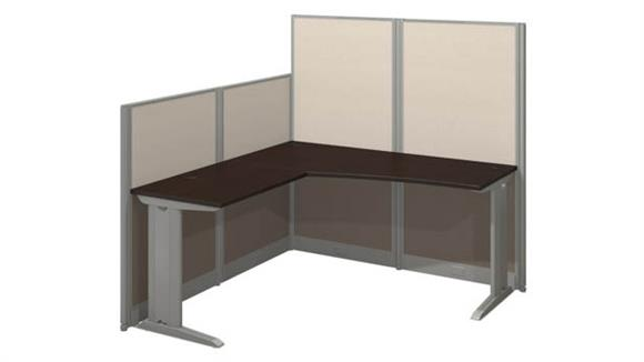 Workstations & Cubicles Bush Furnishings L Shaped Workstation