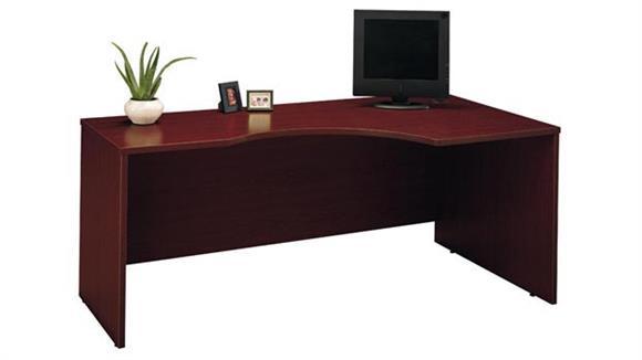 Corner Desks Bush Furnishings Right Corner Desk Module