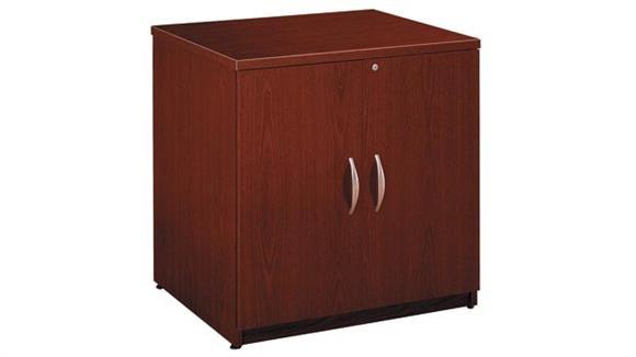 "Storage Cabinets Bush Furnishings 30""H  Storage Cabinet"