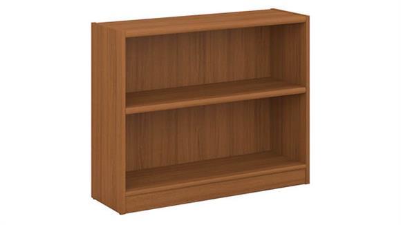 Bookcases Bush Furnishings 2 Shelf Bookcase *