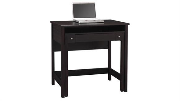 Compact Desks Bush Furnishings Brandywine Pull Out Desk