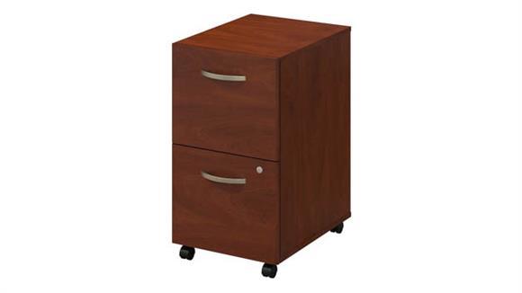 Mobile File Cabinets Bush 2 Drawer Pedestal Embled