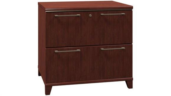 File Cabinets Lateral Bush 2 Drawer Lateral File