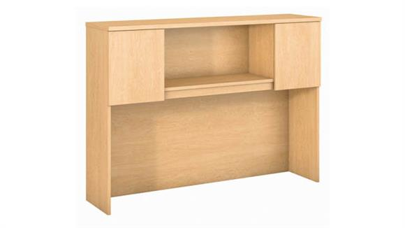 "Storage Cabinets Bush 60""W Hutch"
