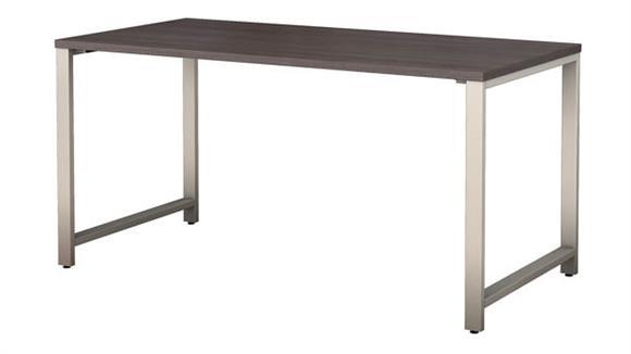 """Computer Tables Bush 60""""W x 30""""D Table Desk"""