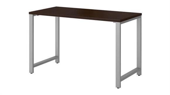 """Computer Desks Bush 48""""W x 24""""D Table Desk"""