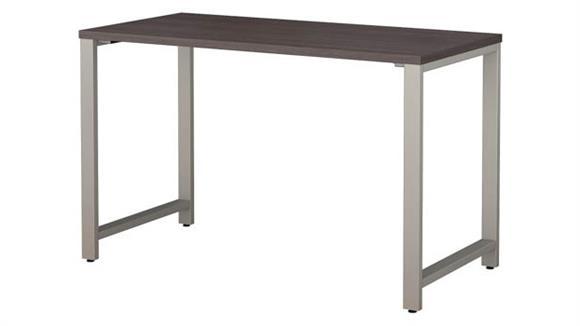 """Computer Tables Bush 48""""W x 24""""D Table Desk"""