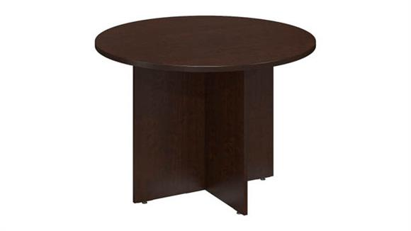 "Conference Tables Bush 42"" Round Conference Table"