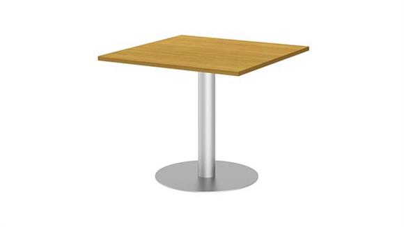 """Conference Tables Bush 36"""" Square Conference Table"""