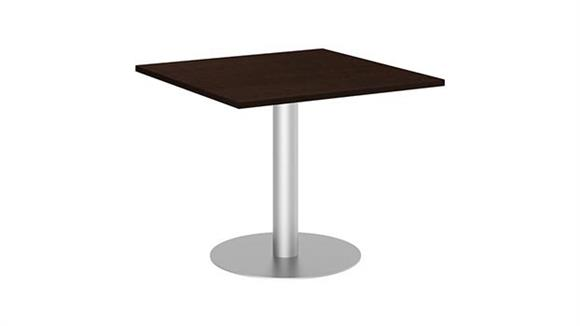 "Conference Tables Bush 36"" Square Conference Table"