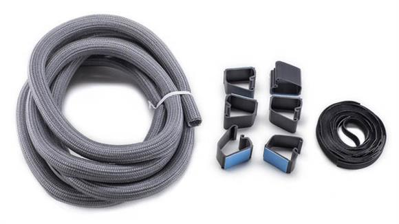 Desk Parts & Accessories Bush Cable Management Kit