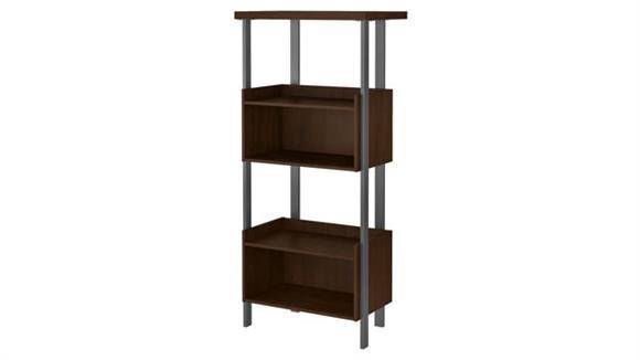 Bookcases Bush 4 Shelf Bookcase