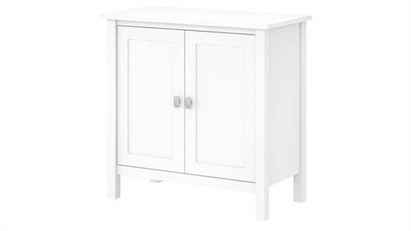 Storage Cabinets Bush Accent Storage Cabinet with Doors