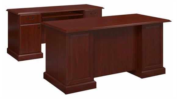 """Executive Desks Bush 66""""W Manager"""