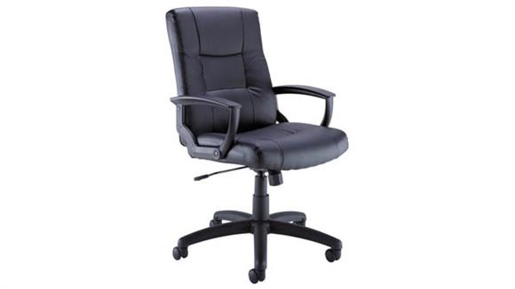 Office Chairs Bush Leather Managers Chair