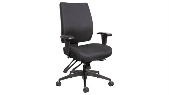 Office Chairs Bush Deluxe Adjustable Task Chair