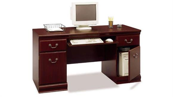 Office Credenzas Bush Executive Credenza