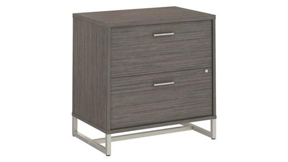 File Cabinets Lateral Bush Lateral File Cabinet - Assembled