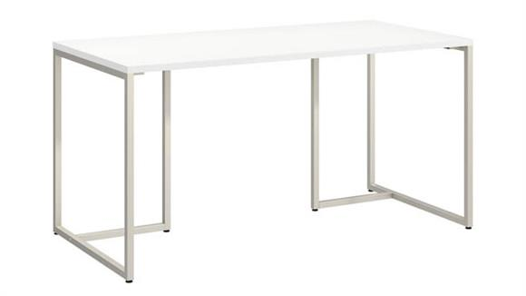"Computer Desks Bush 60""W Table Desk"