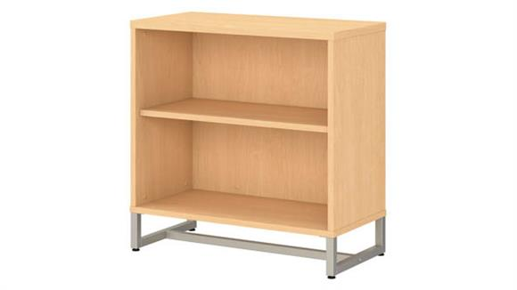 Bookcases Bush 2 Shelf Bookcase Cabinet