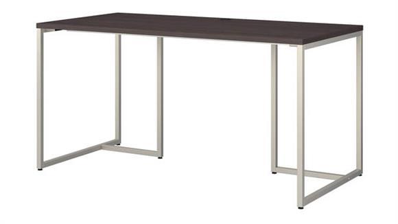 """Computer Desks Bush 60""""W Table Desk"""