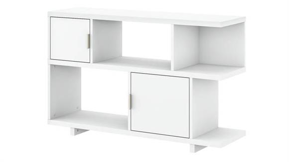 Console Tables Bush Console Table with Storage