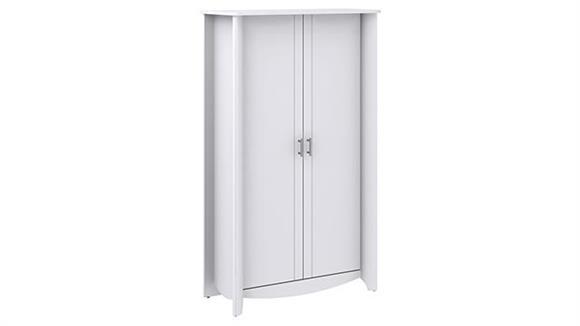 Storage Cabinets Bush Tall Storage Cabinet