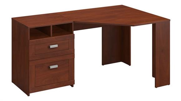 Corner Desks Bush Reversible Corner Desk
