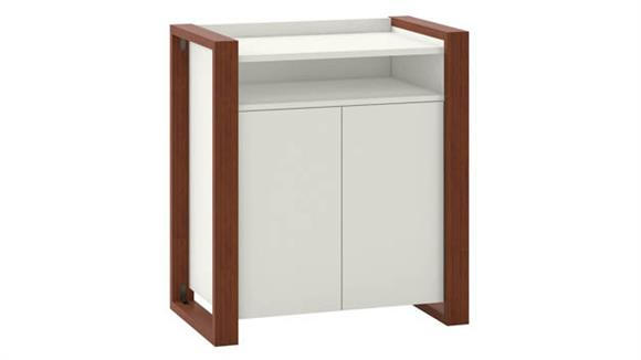 Storage Cabinets Bush 2 Door Accent Storage Cabinet
