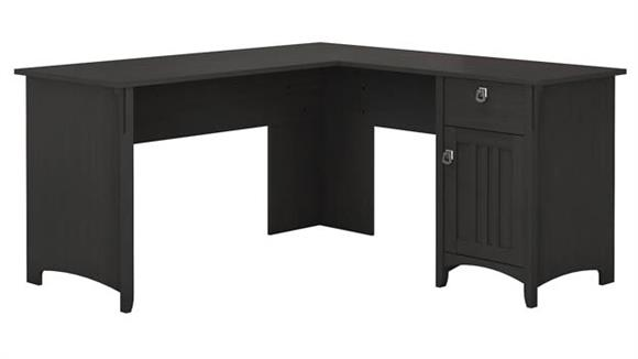 L Shaped Desks Bush L Shaped Desk with Storage