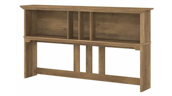 """Hutches Bush 60""""W Hutch for L-Shaped Desk"""