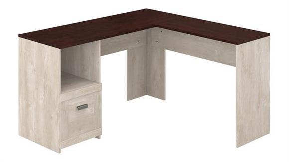 L Shaped Desks Bush L-Shaped Desk