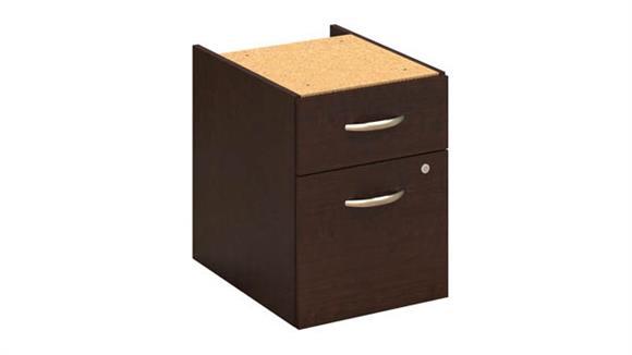 File Cabinets Vertical Bush 3/4 Pedestal