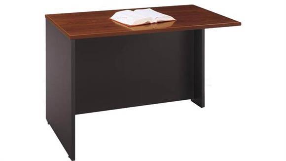 "Compact Desks Bush 48"" Return Bridge"