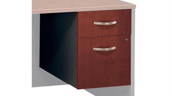 File Cabinets Bush 3/4 Pedestal
