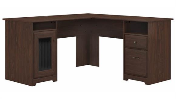 "L Shaped Desks Bush 60""W L-Shaped Desk"