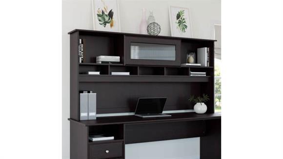 """Desk Parts & Accessories Bush Hutch for 72"""" W Computer Desk"""