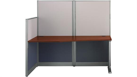 Workstations & Cubicles Bush Workstation with Panels