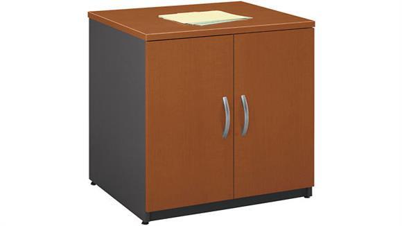"""Storage Cabinets Bush 30""""H  Storage Cabinet"""