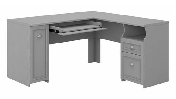 "L Shaped Desks Bush 60"" W L-Shaped Desk"