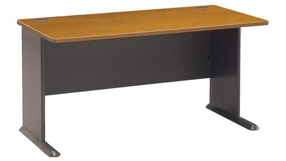 "Modular Desks Bush 60"" Modular Desk"