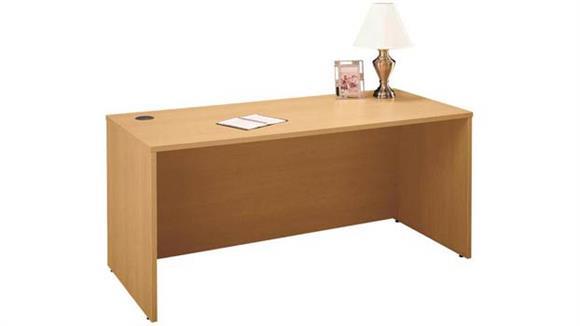 "Executive Desks Bush 66"" Desk Shell"