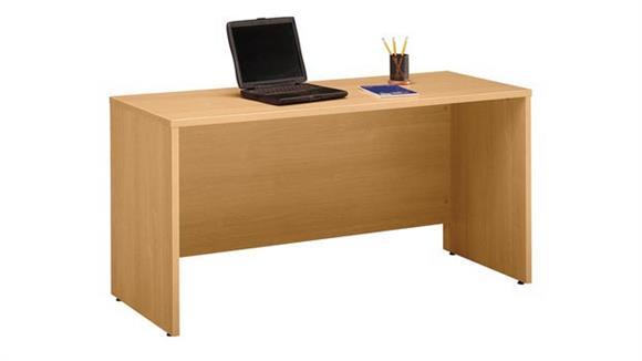 "Executive Desks Bush 60"" W x 24"" D Credenza Desk"