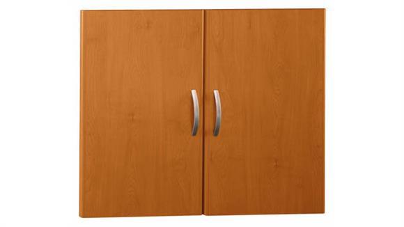Desk Parts & Accessories Bush Half-Height 2 Door Kit