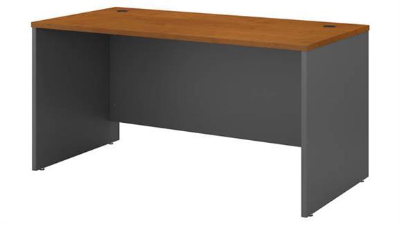 """Computer Desks Bush 60""""W x 30""""D Office Desk"""